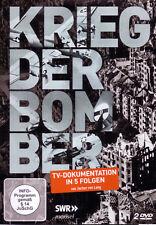 Krieg der Bomber (2 DVDs) TV-Doku mit zahlreichen Zeitzeugen u.a. Adolf Galland