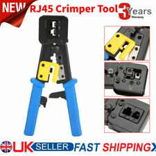 RJ45 6P 8P Network Pliers Multifunction Cutter Wire Cutter Cutting Crimper Tool