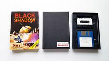 RARE! Black Shadow Commodore Amiga OVP Boxed Game Spiel CIB Complete USA +Tape