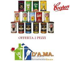 """Malto Coopers Birra """"lager"""" Barattolo da kg 1 7"""