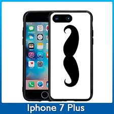 Mustache Stache For Iphone 7 Plus & Iphone 8 Plus (5.5) Case Cover