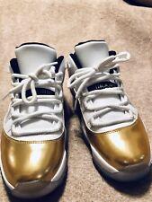 0286ec2da56 Jordan Jordan 11 Gold Athletic Shoes for Men for sale | eBay