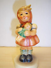 Goebel Hummel  #239B  Girl With Doll  TMK 5  - Excellent