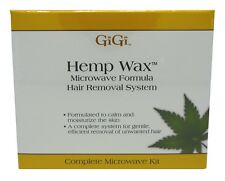 GiGi Hemp Wax Microwave Kit