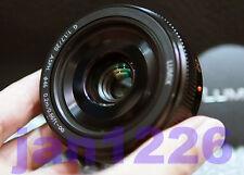 New Panasonic Lumix G 20mm  F1.7 II ASPH. Lens *** BLACK bulk