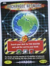 DR WHO INVADER CARD 482 ARCHANGEL NETWORK  - MINT !!