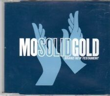 (DH566) Mo Solid Gold, Brand New Testament - 2001 DJ CD