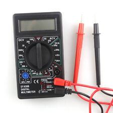 Digital LCD Multimeter AC DC Voltage Current Tester Resistance Voltmeter Hot.