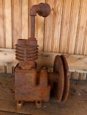 Salvaged Rusty Junk Industrial Rusted Rustic Motor Garden Farmhouse for Decor 14