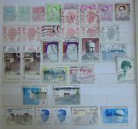 Lot timbres Belgique (voir photo)