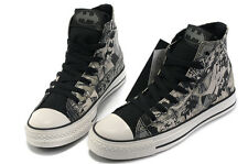 Superhero Converse DC Comics Batman Chuck Taylor All Star Shoes Hi Tops Grey