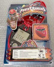 Power Rangers Dino Thunder Console Electronic Address Book Bandai # mos