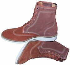 PAUL cuero (zapatos de gamuza) SMITH/botas Nuevo Rareza de tamaño: UK7, EU41, US8