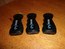 """LOT OF 3 AXE """"CLIX"""" REVITALIZING SHOWER GEL, 1.69 OZ., TRAVEL SIZE"""