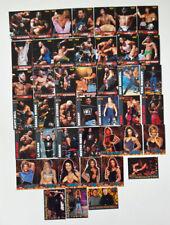 WCW NWO NITRO - KONVOLUT 44 PREMIUM TRADING CARDS TOPPS 1999 WRESTLING NEUWERTIG