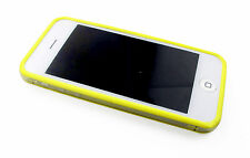 Hard Bumper Frame Case Cover Protector for Apple iPhone 5 and 5S Se