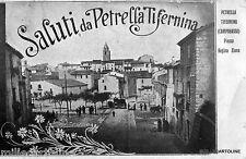 SALUTI DA PETRELLA TIFERNINA 1927