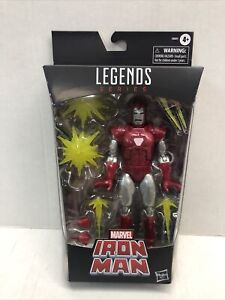 Marvel Legends Silver Centurion Iron Man Walgreens Exclusive Brand New In Hand