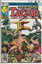 Marvel Comics - Tarzan Lord of the Jungle - #25 1979