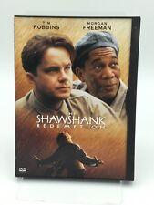 The Shawshank Redemption-Morgan Freeman-(Dvd, 1994)