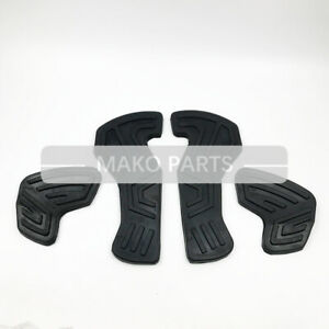 Rubber Foot Mat for Pedal Fits Hyundai R150/215/225/305-7