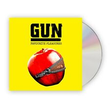 Gun - Favourite Pleasures - New CD Album