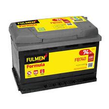 En Lucas Supreme Ls100 Batterie Voitures 12 V 74Ah 750 Amps