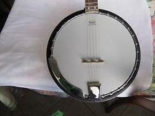 Fender Banjo.Used in great condition. with hard padded case.