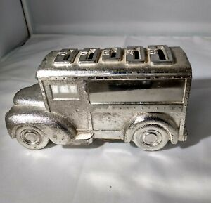 Vintage Toy Brinks Security Truck Bank (Metal)