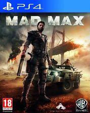 Mad Max | PlayStation 4 PS4 New (1)