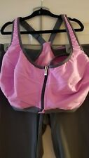 Vsx sports bra and pants set Bra - 34Dddpants- Small