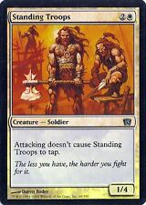 Standing Troops X4 8th Edition *CCGHouse* Magic MTG NM