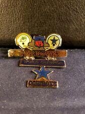 NFL Super Bowl VI Dallas Cowboys Championship Pin (New/Unused)