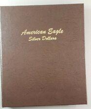 24 Silver 1 Ounce .999 American Eagles 1986-2009 In Dansco Album