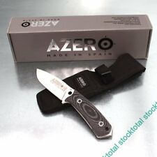 CUCHILLO SUPERVIVENCIA AZERO HOJA ACERO INOXIDABLE 239221