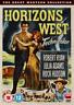 Robert Ryan, Rock Hudson-Horizons West (UK IMPORT) DVD [REGION 2] NEW