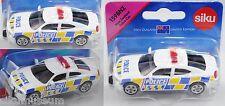 Siku 1598 80400  Dodge Charger Streifenwagen, reinweiß, POLICE, OVP
