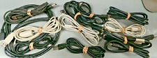Lot of 14 MINI USB Cables 2.0 A Male To MiniB Various Length