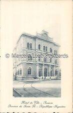 ARGENTINA ROSARIO HOTEL DE VILLE MUSEO SOCIAL ARGENTINO