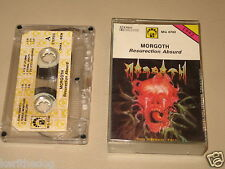 MORGOTH Resurrection Absurd / Eternal Fall - Cassette polish tape 1992/747