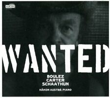 ierre Boulez - Wanted  Boulez Carter Schaathun [CD]