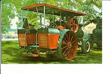 Baker Steam Traction Engine At Meet @ 1960