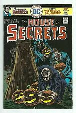 House of Secrets #139 Wrightson cover