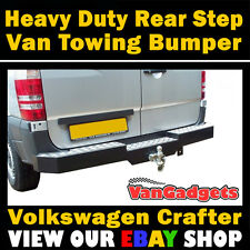 VW Volkswagen Crafter Rear Step Towing Bumper Towbar Heavy Duty Safety Tow Bar