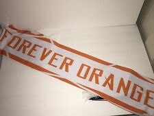 Soccer MLS Adidas Scarf Reversible Houston Dynamo NWT   FOREVER ORANGE