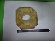 Zerodur Optical Frame Spacer Ring Laser Gyro Optics Chipped As Is Binae 01