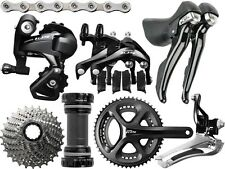 shimano 105 11 Speed Black Groupset