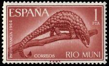 """RIO MUNI 34 (Mi47) - Child Welfare """"Giant Pangolin"""" (pa82092)"""