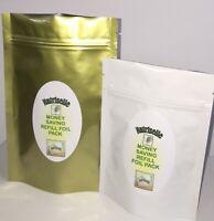 Psyllium Husk Vegetarian Quality 750mg x 90 Capsules 100% Ispaghula no filler