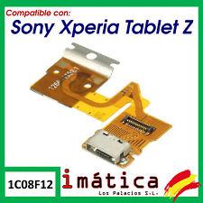 FLEX CONECTOR DE CARGA PARA TABLET SONY XPERIA Z SGP311 SGP312 SGP321 SGP351 USB